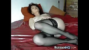 Mature Russian Getting Fucked