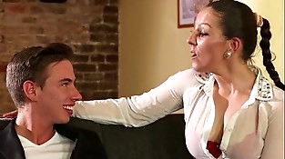 DON'_T TOUCH MY Wifey AND MY DAUGHTER FILM WITH MAX FELICITAS AND VALENTINA ROSS