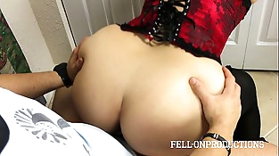 Mummy Madisin Lee Fucks Stepson To Help Him Concentrate