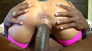 hot dickblowers mummy sits on big black cock, cowgirl wife likes bbc