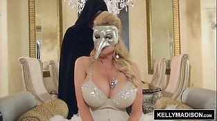 KELLY MADISON Masquerade Sexcapade