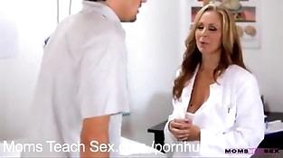 Mom train Sex..julia ann