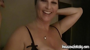 2 hot wives and a BIG COCK! 2