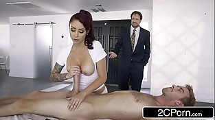 Bored Housewife Monique Alexander Sets Up Nasty Home Spa
