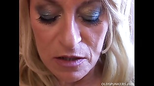 Horny old spunker wishes you were fucking her juicy vagina &amp_ tight asshole