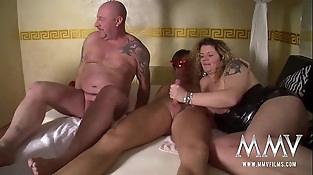 MMV FILMS Fat Fledgling Foursome