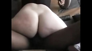 Cheating wife railing black cock