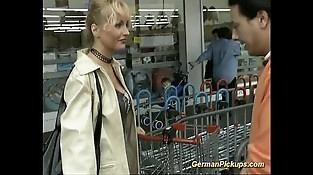german MILF pickup for anal hook-up