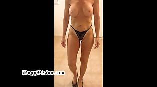Brilliant Bod 61 Year Old Fine Grandmother &ndash_ DV
