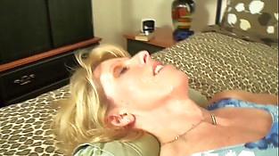 Sucking a Fresh Fans Cock and Getting a Creamy Facial cumshot