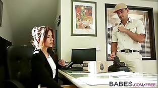 Honeys - Office Obsession - (Ryan Driller Isabella De Santos) - Special Delivery