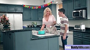 Sexy Big-titted Housewife (Ryan Conner) Realy Love Hard-core Intercorse movie-25