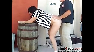 MILF Rents Her Ball-sac To Strangers