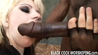 I need to get hammered by a big black dick